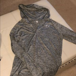 Women's Under Armour Hooded Henley
